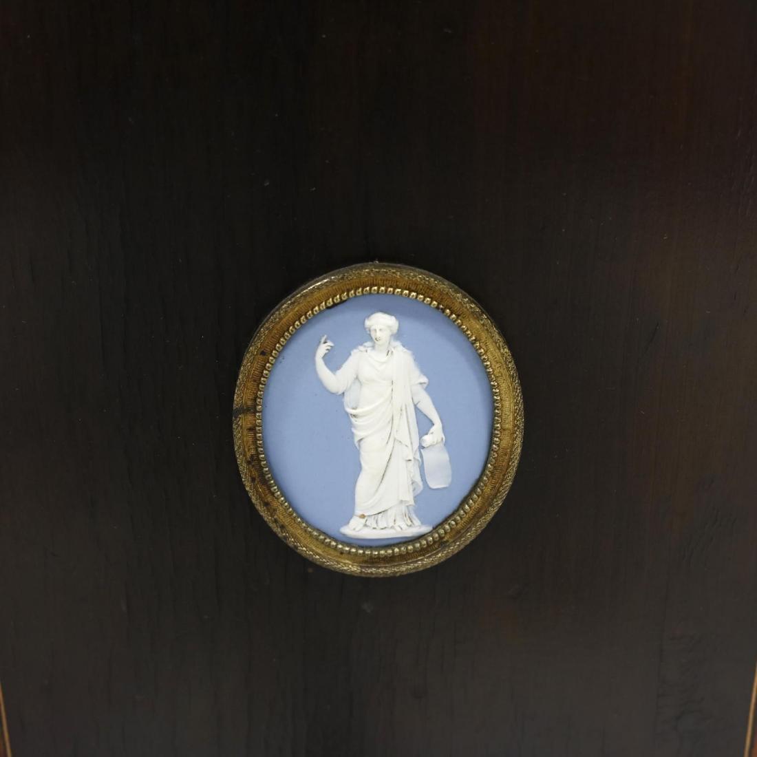 Edwardian Inlaid Credenza - 4