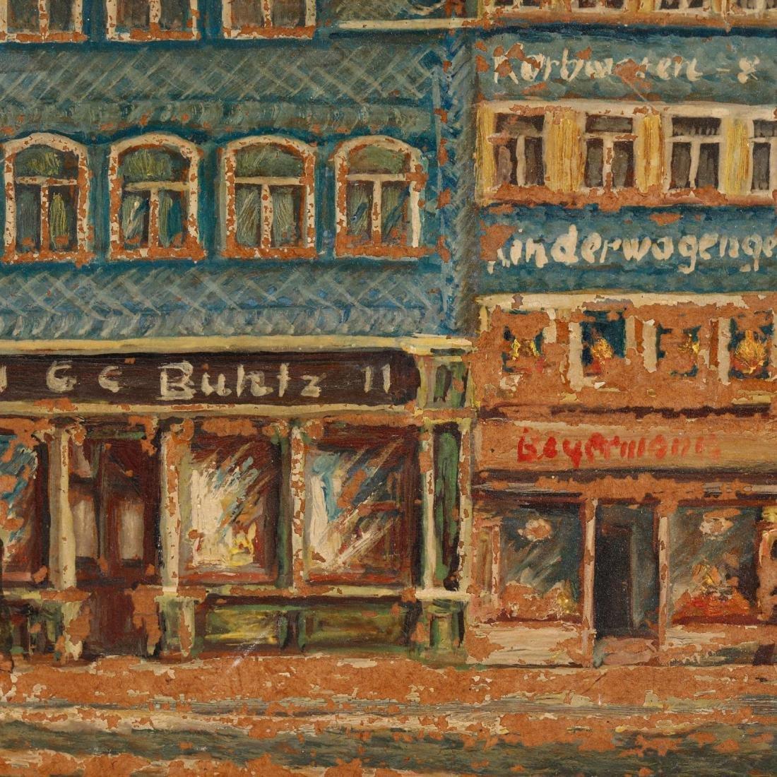 A Vintage German Street Scene - 3
