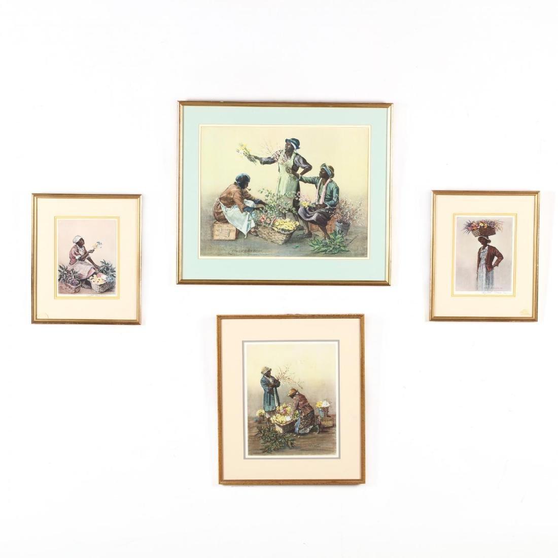 after Elizabeth O'Neill Verner (SC, 1883-1979), Four