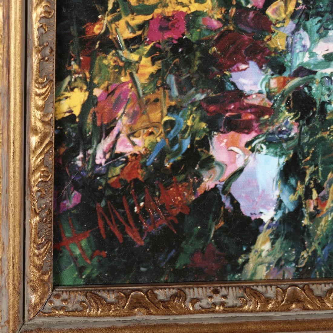 An Impressionist Garden Scene, Framed Giclée - 2