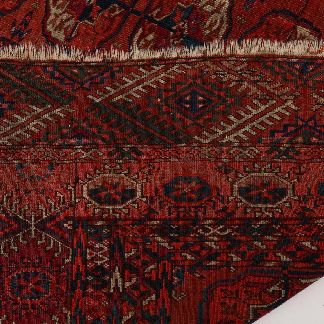 Two Turkman Rugs - 2