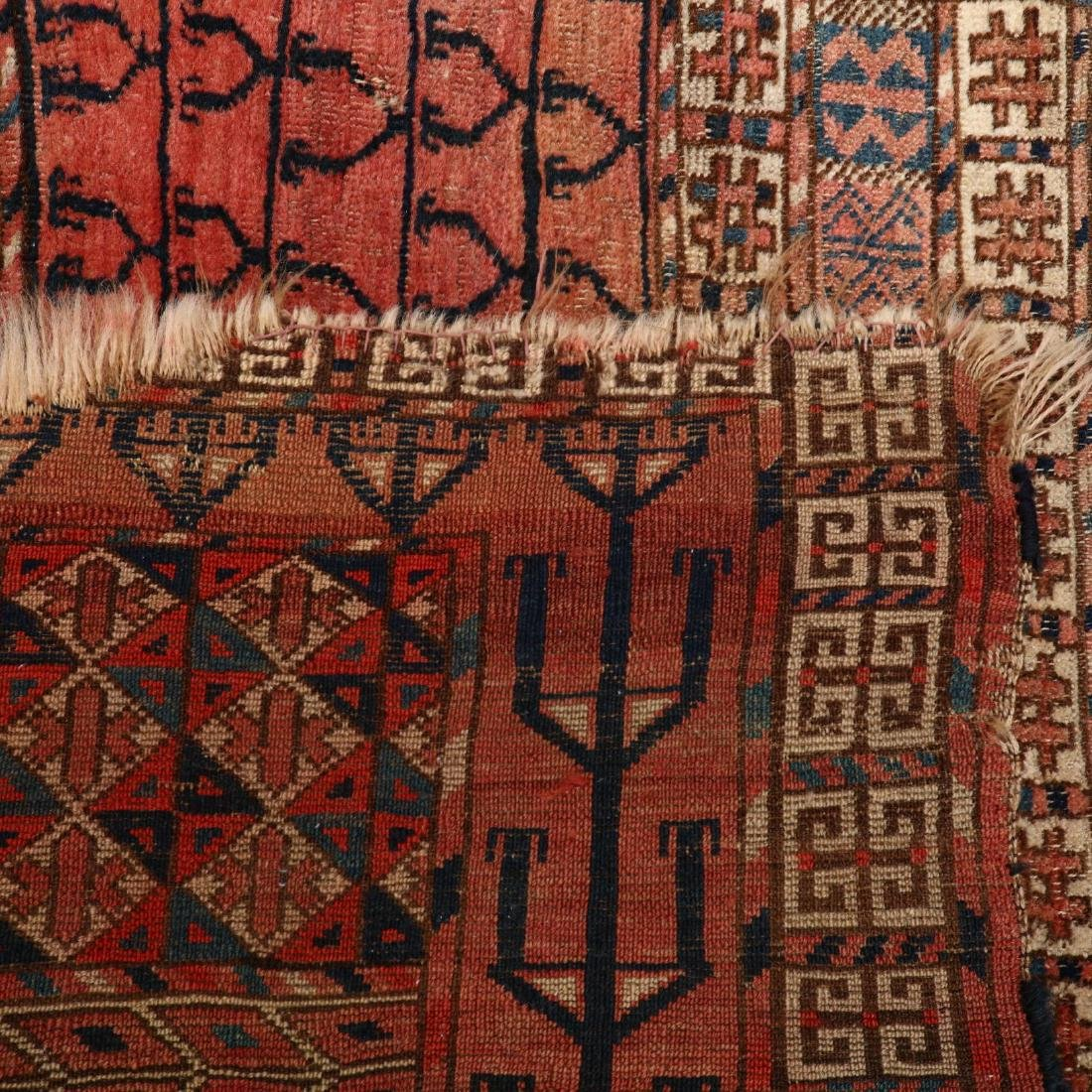 Two Turkman Rugs - 4