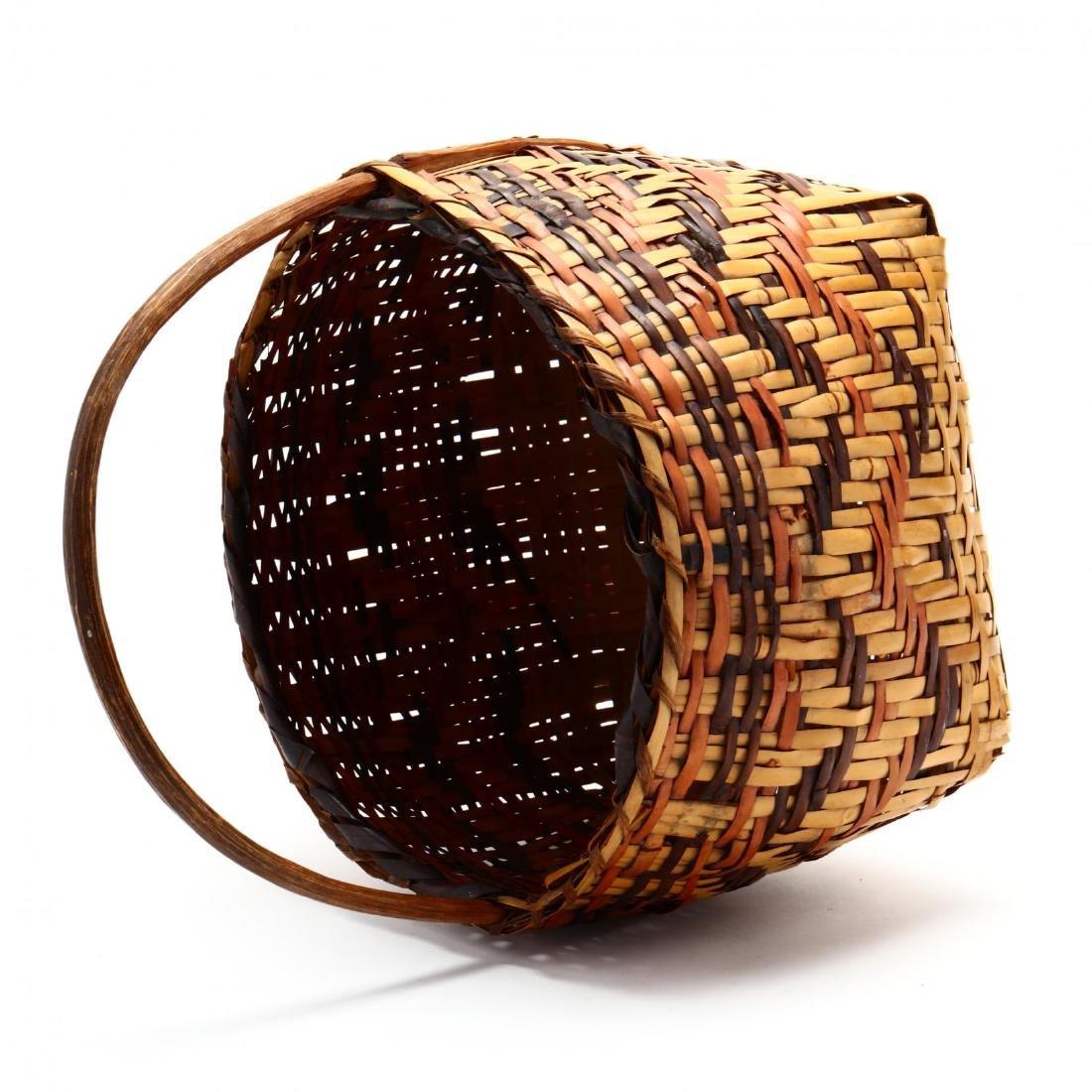 Cherokee Basket - 3