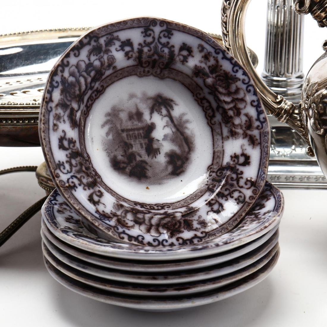 Antique Tableware Grouping - 9