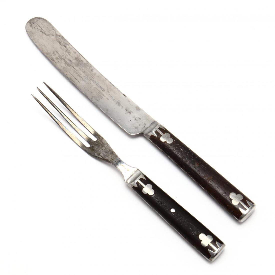 New York Knife Co., Antique Fish Service