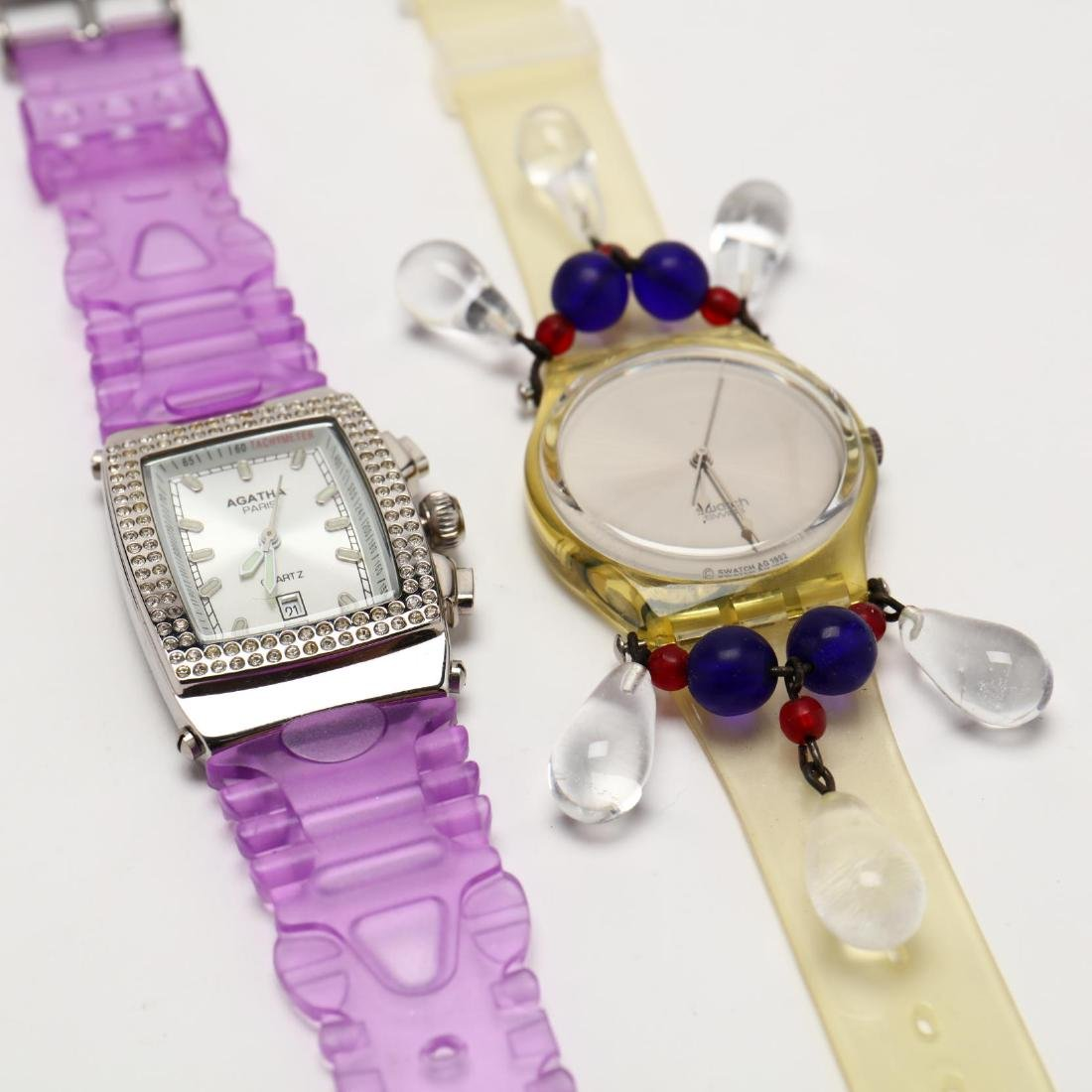 Two Fashion Watches - 2