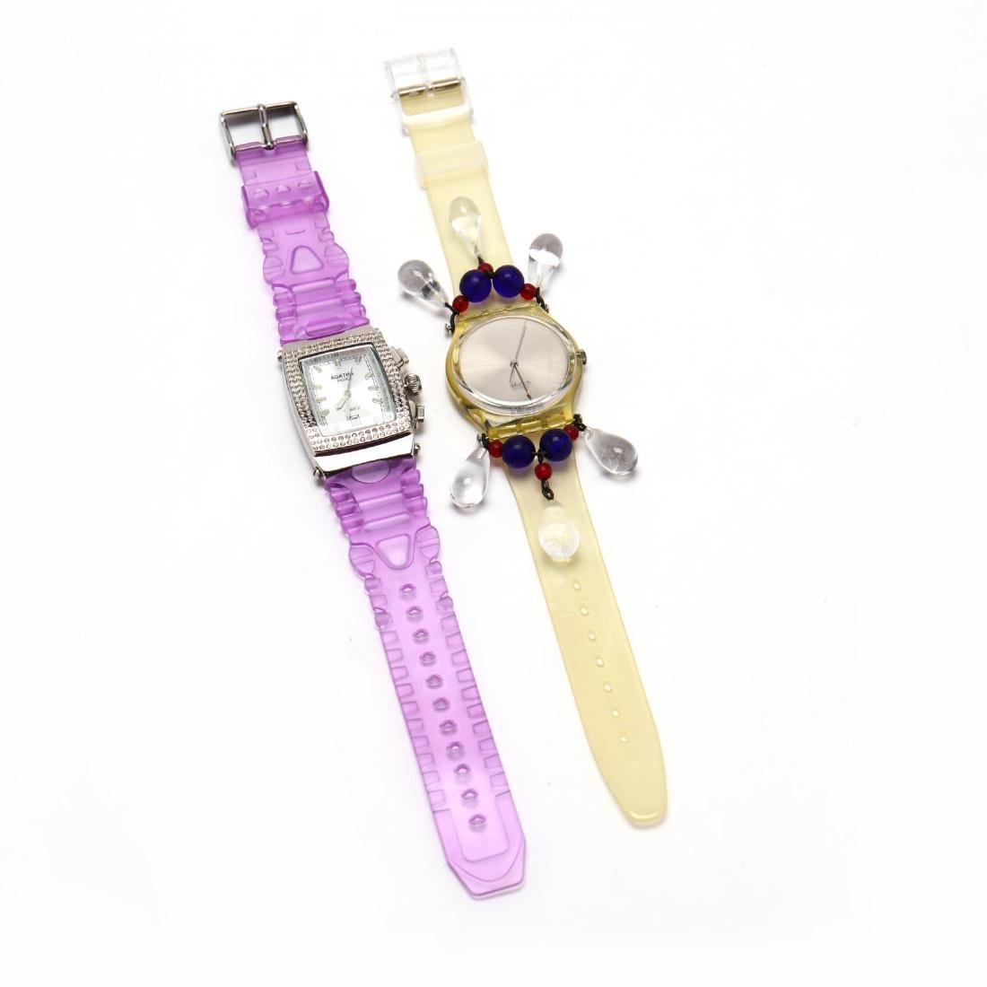 Two Fashion Watches - 3