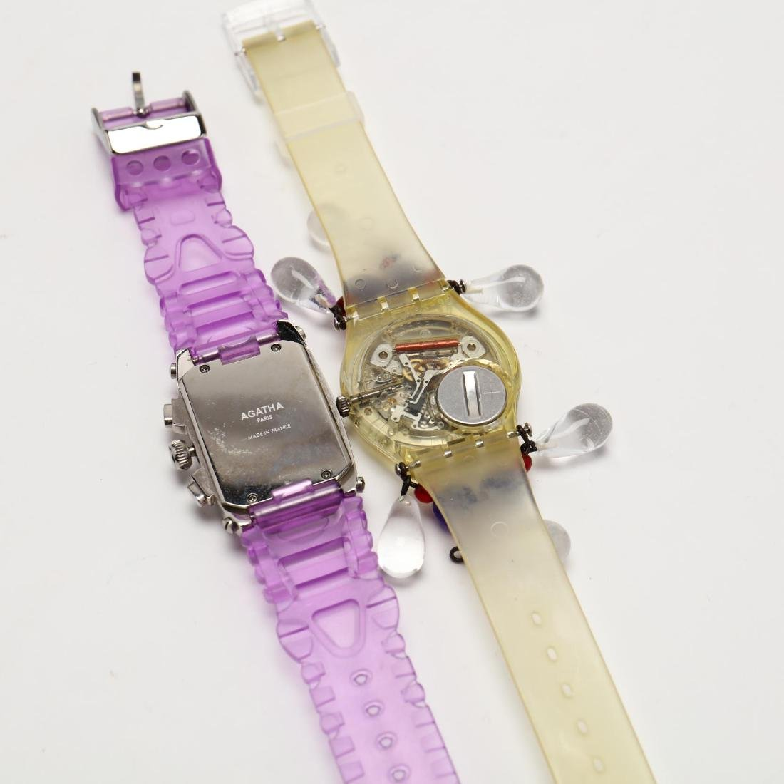 Two Fashion Watches - 4