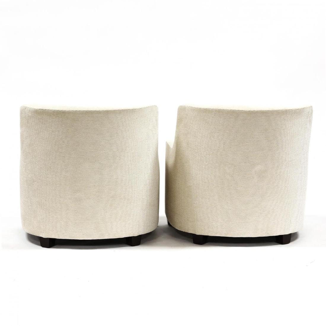 Barbara Barry for Baker, Pair of Tub Chairs - 4