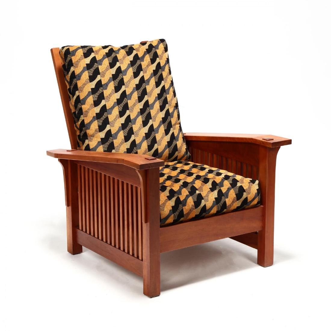 William Laberge (VT), Mission Style Lounge Chair