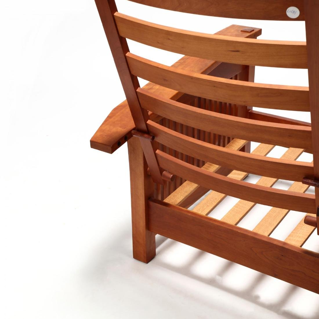 William Laberge (VT), Mission Style Lounge Chair - 3