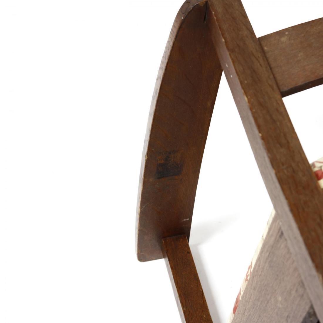 Limbert, Mission Oak Rocking Chair - 4