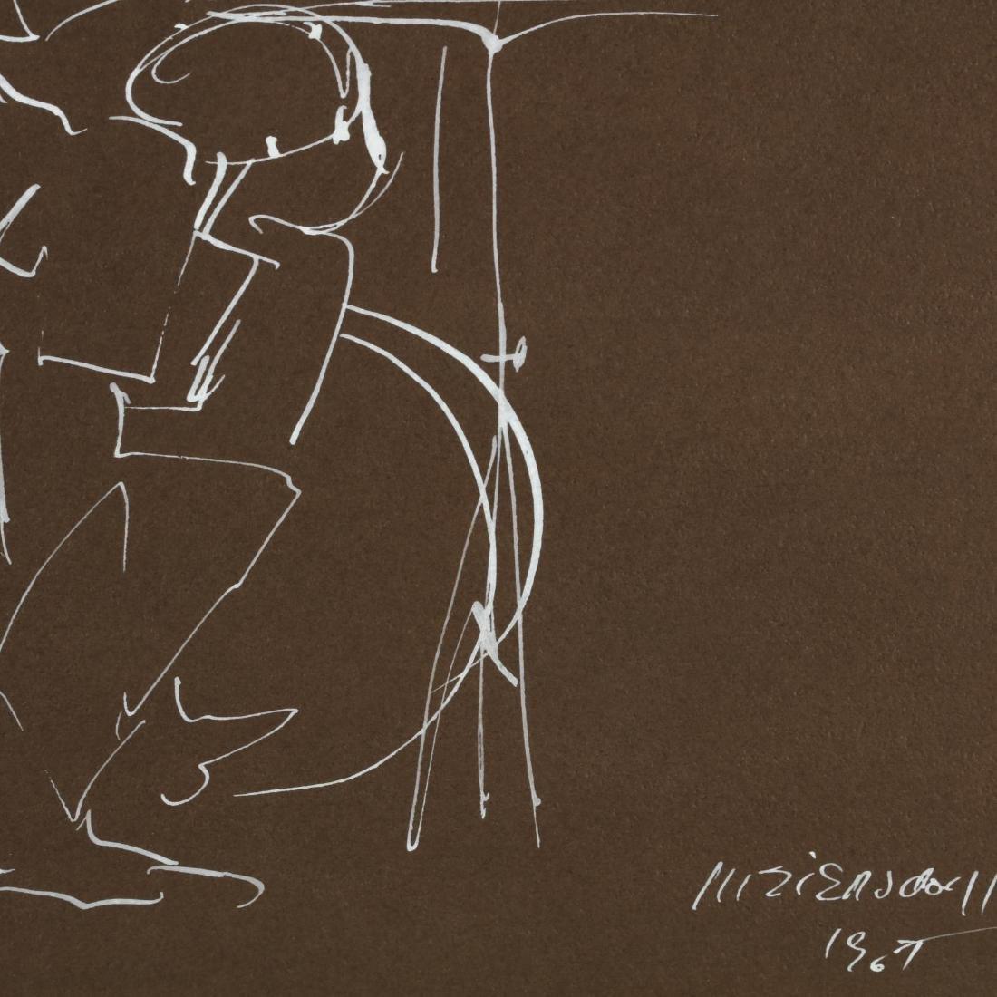 Leo Meiersdorff (LA, 1934-1994), Jazz Musicians - 2