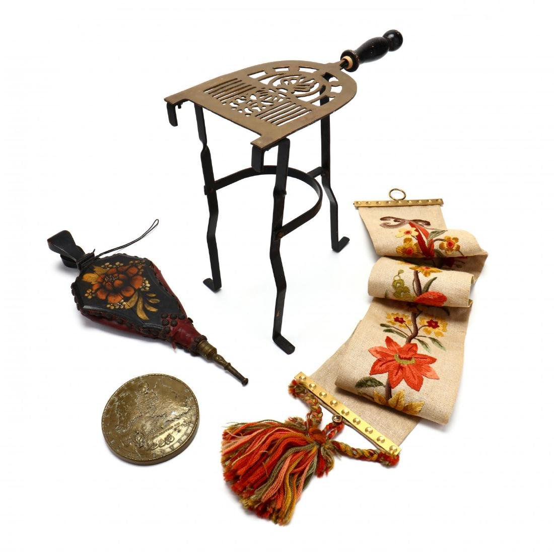 Decorative Accessories Grouping