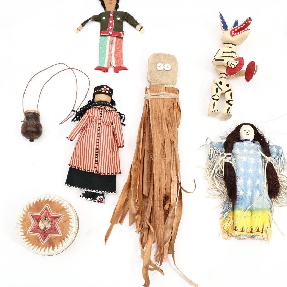 A Group of Ethnic Souvenir Items - 2