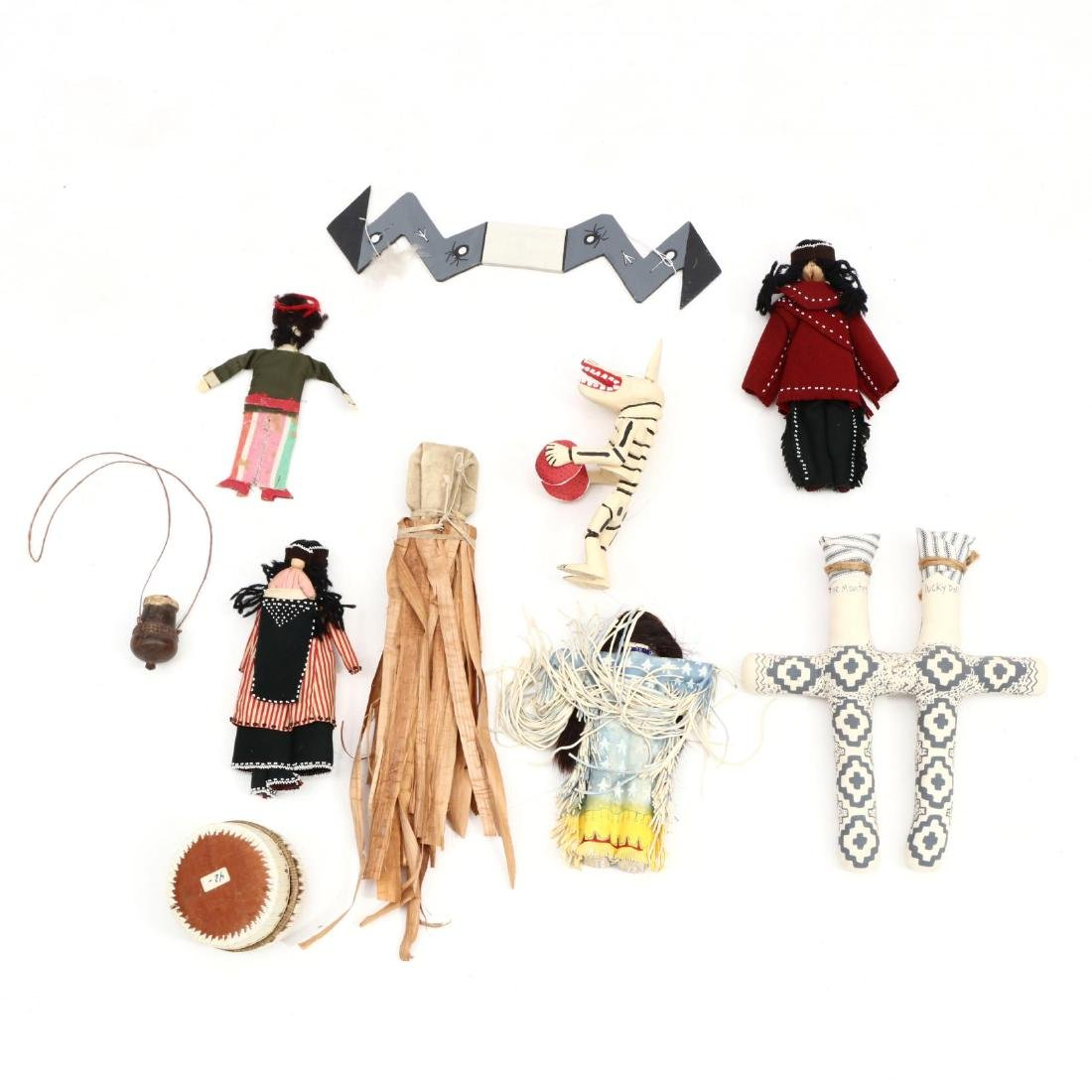 A Group of Ethnic Souvenir Items - 3