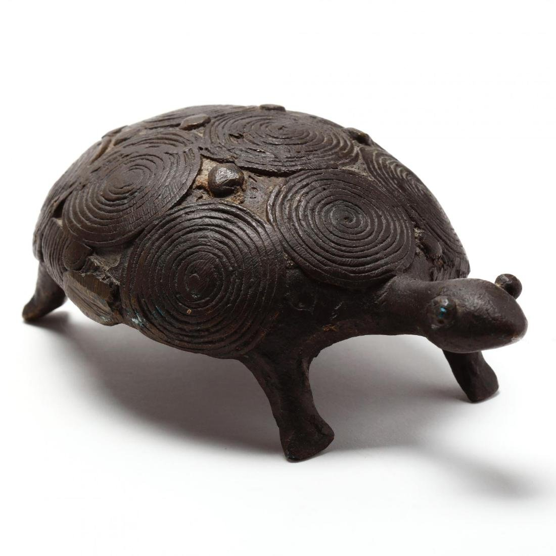 A Group of African Bronze Animals - 3