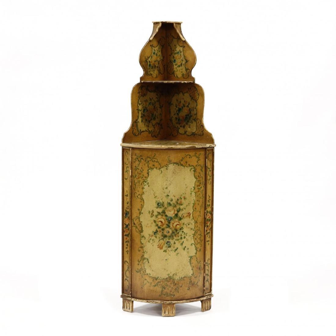 Century Furniture Co., Italianate Painted Diminutive
