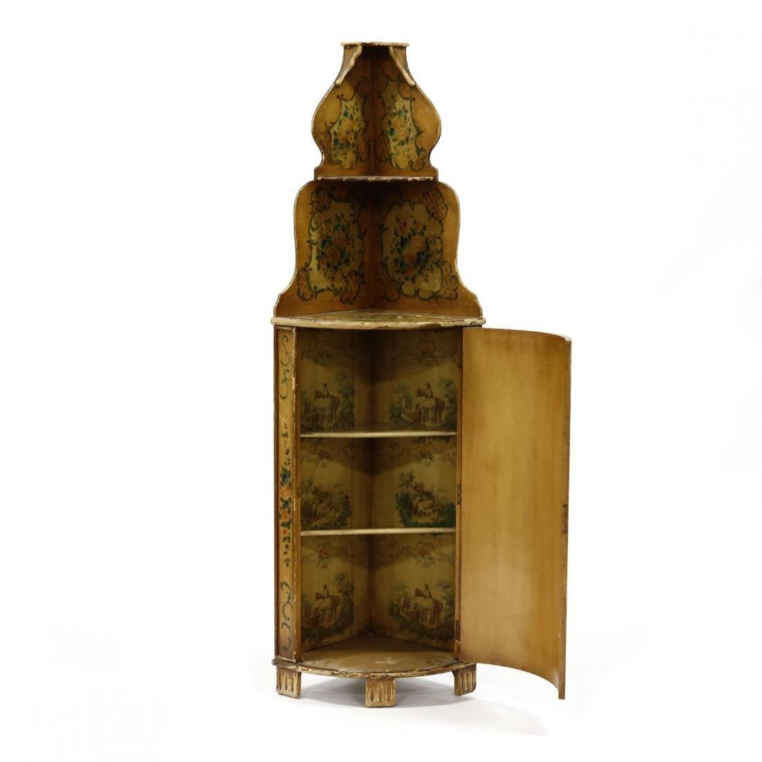 Century Furniture Co., Italianate Painted Diminutive - 2