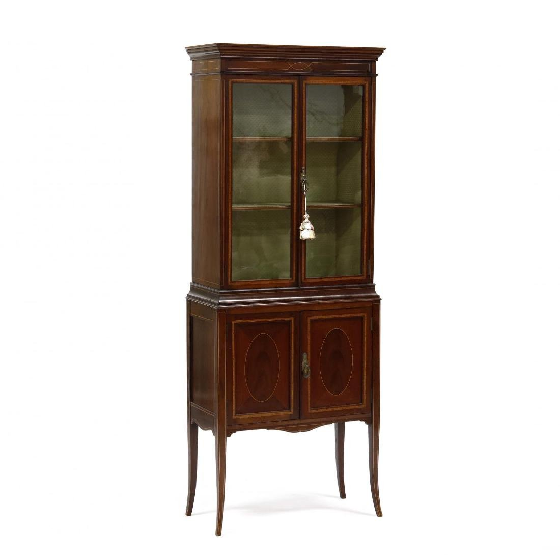 Edwardian Diminutive Bookcase