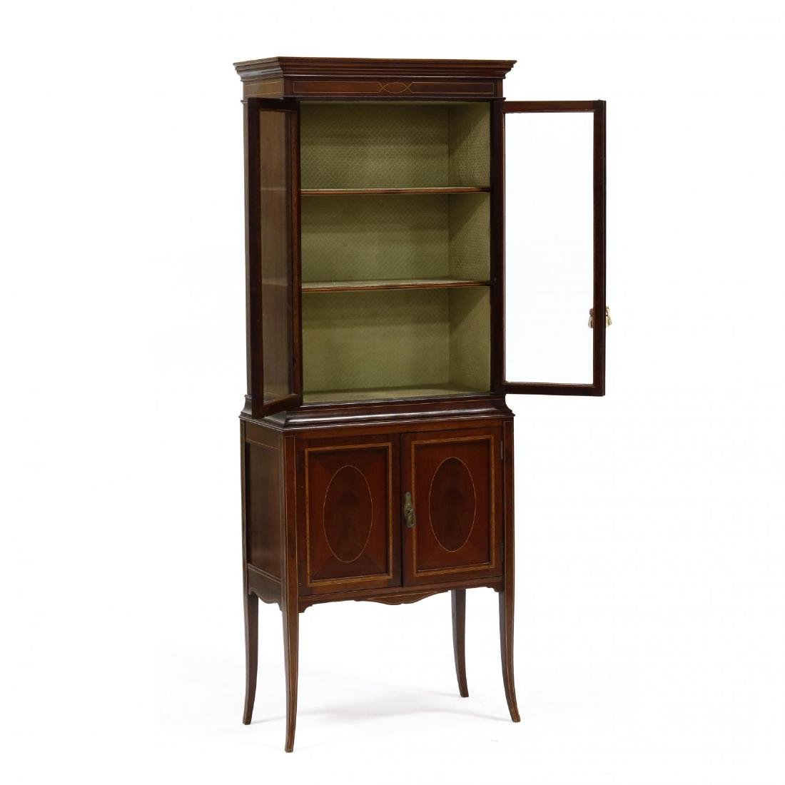Edwardian Diminutive Bookcase - 2
