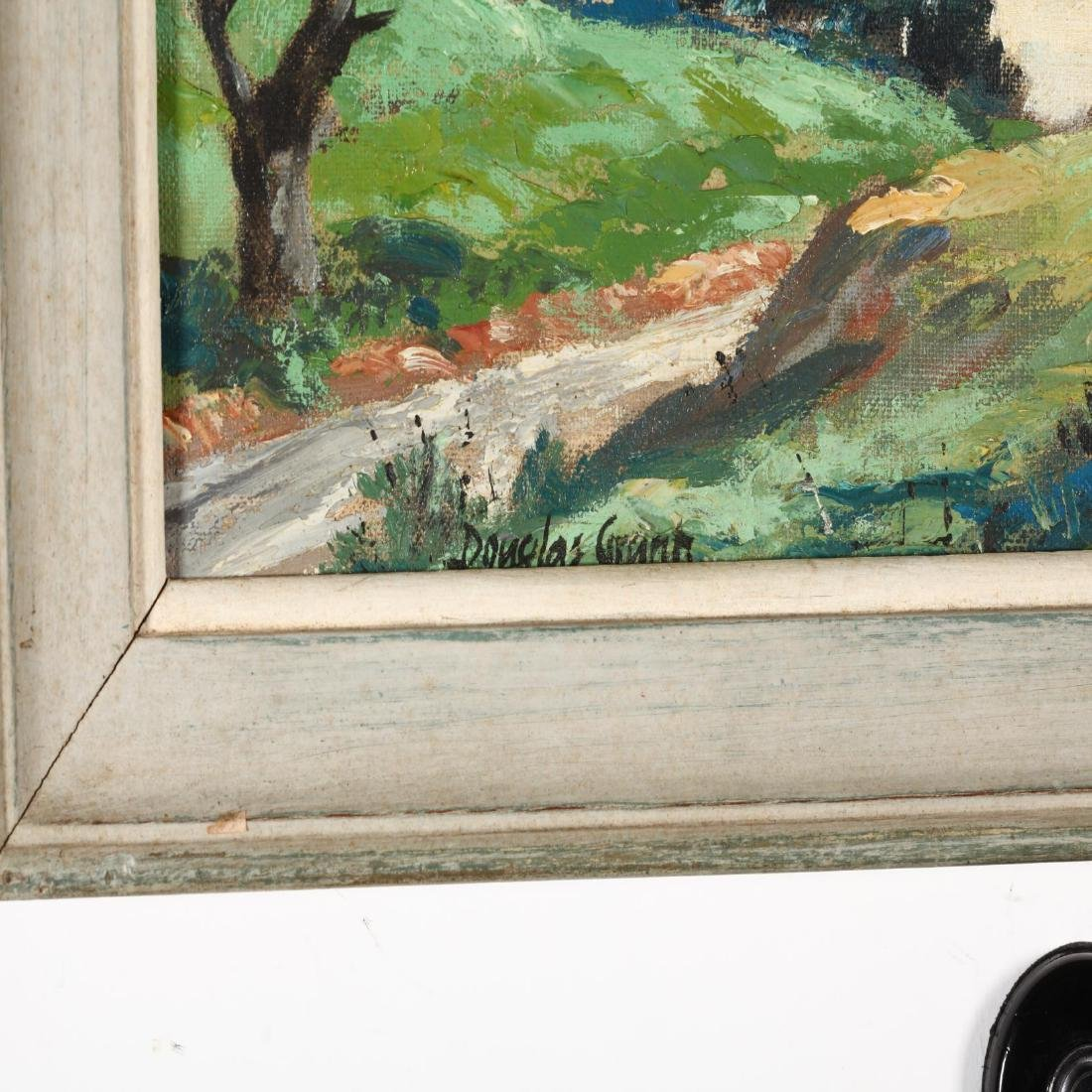 American School (20th C), Two Small Oil Landscapes - 4