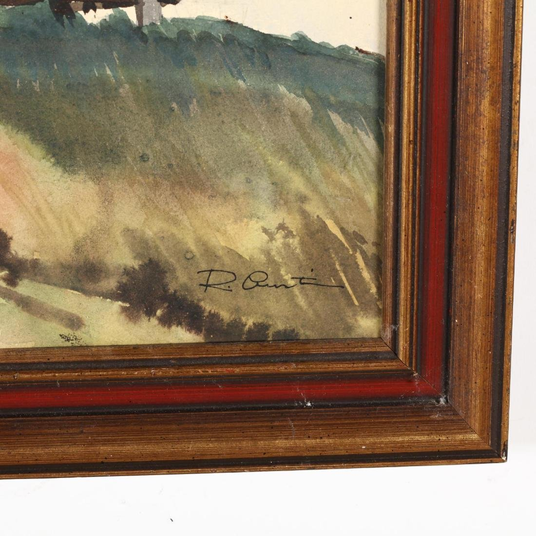 Two Framed American Works - 4
