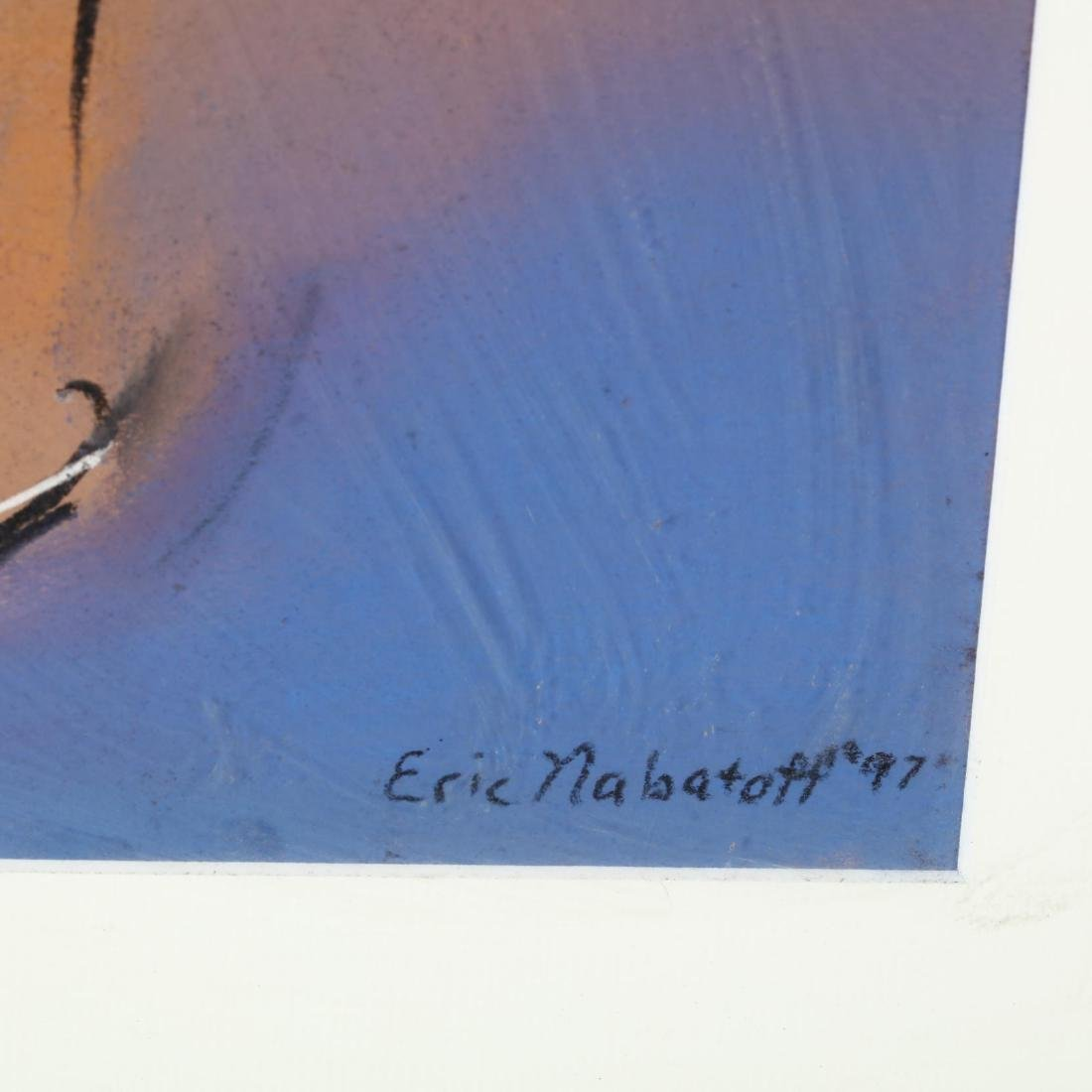 Eric Nabatoff (NC), Four Works on Paper - 6