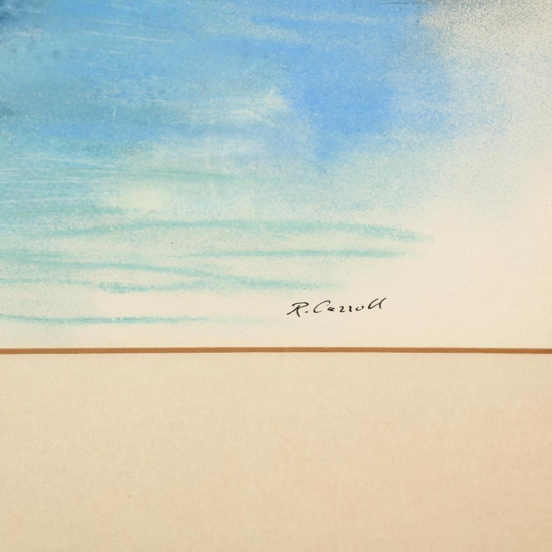 Atmospheric Pastel Landscape - 2