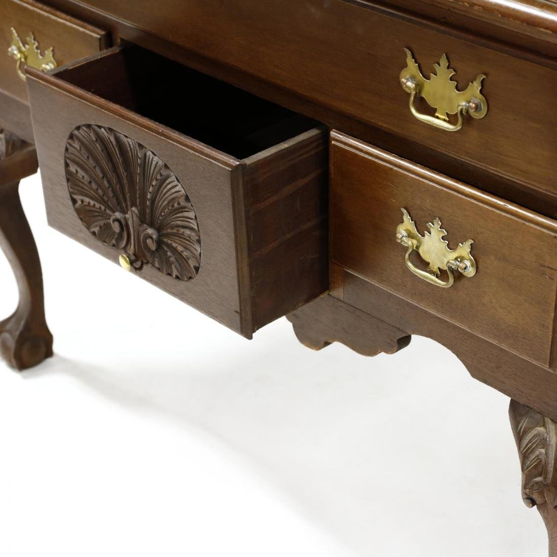 Bench Made Chippendale Style Highboy - 4