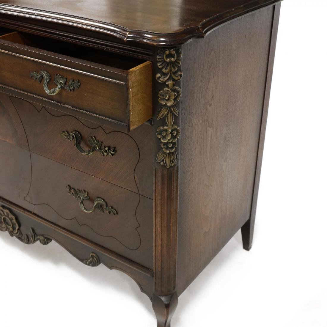 Johnson Furniture, French Provincial Style Chest of - 3