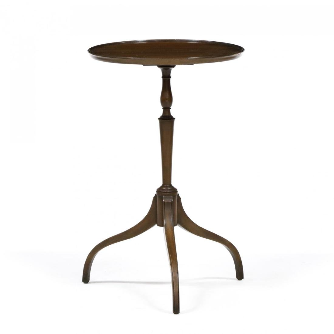 Kittinger, Federal Style Candle Stand