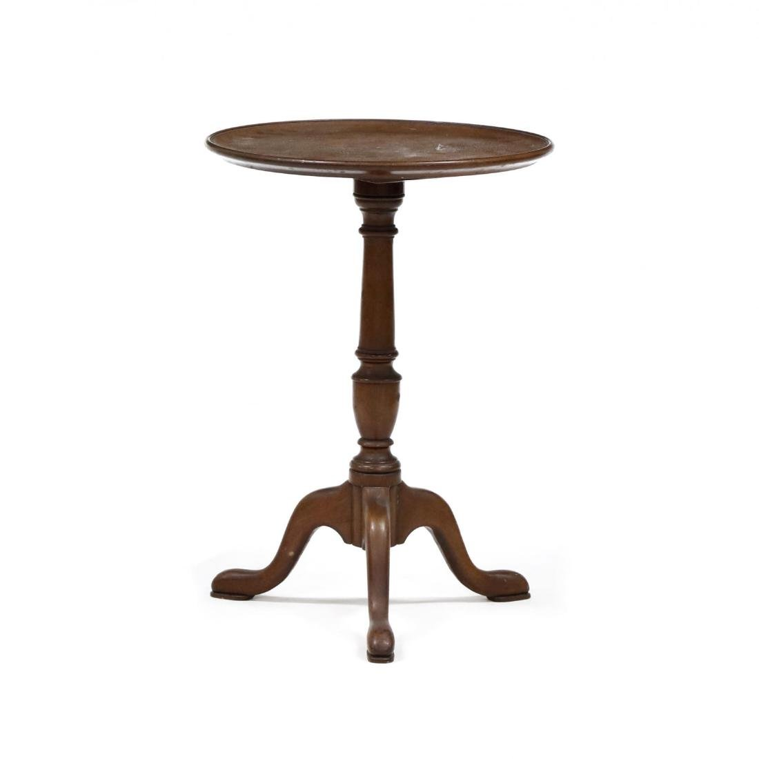Queen Anne Style Candlestand