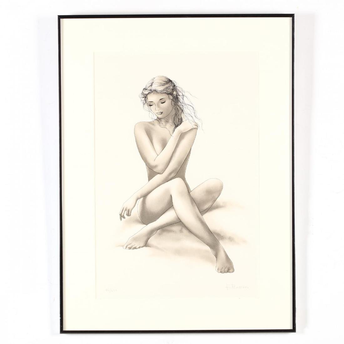 Virginie Manzano (Sp., b. 1950),  Estelle