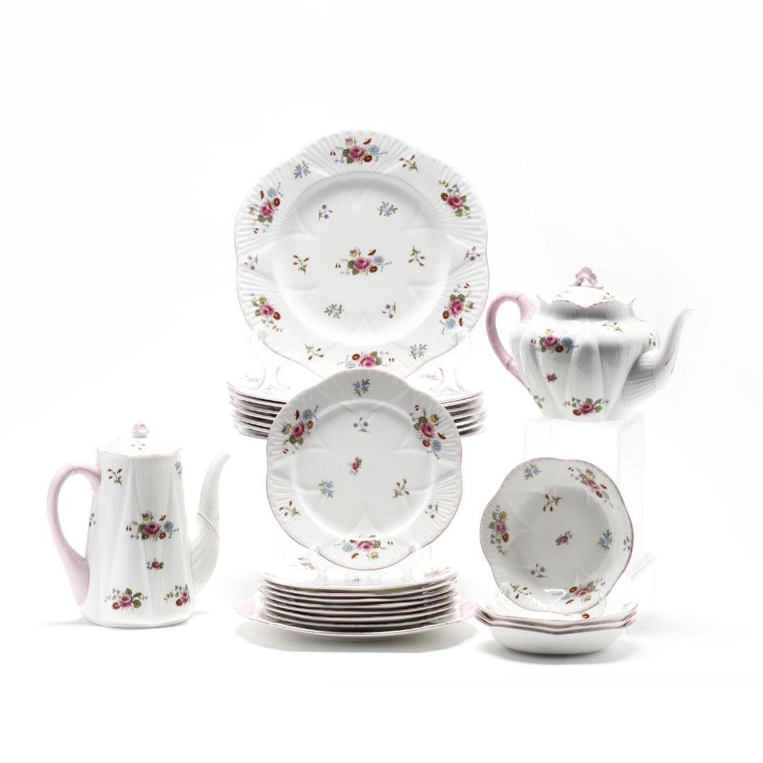 A Partial Set of Shelley China