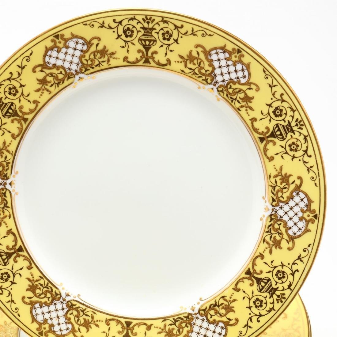 Three Sets of English Plates - 3