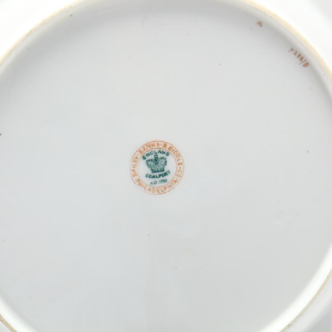 Three Sets of English Plates - 5