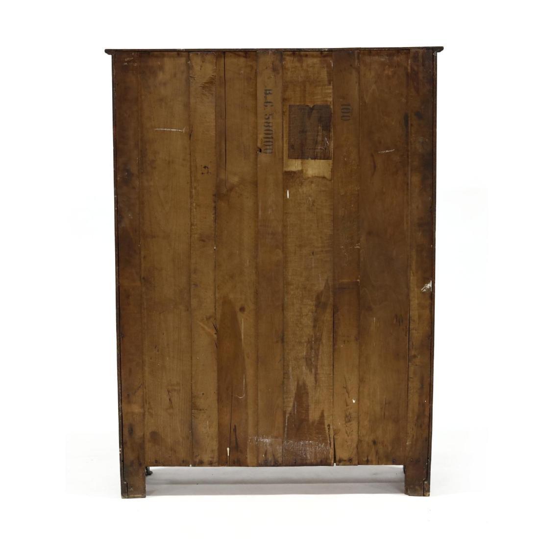 Larkin Soap Co. Oak Display Cabinet - 5
