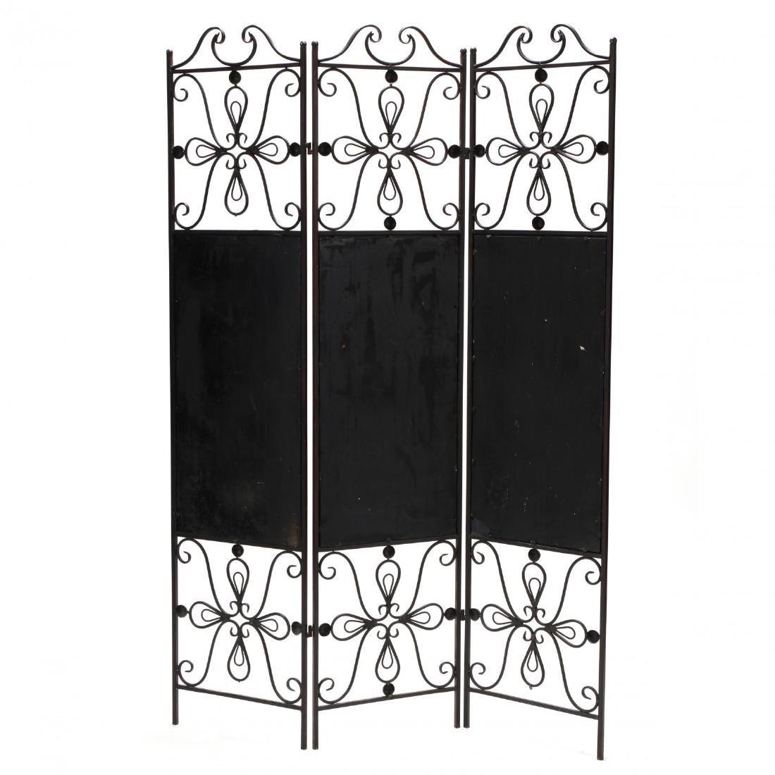 Contemporary Italianate Folding Screen - 3