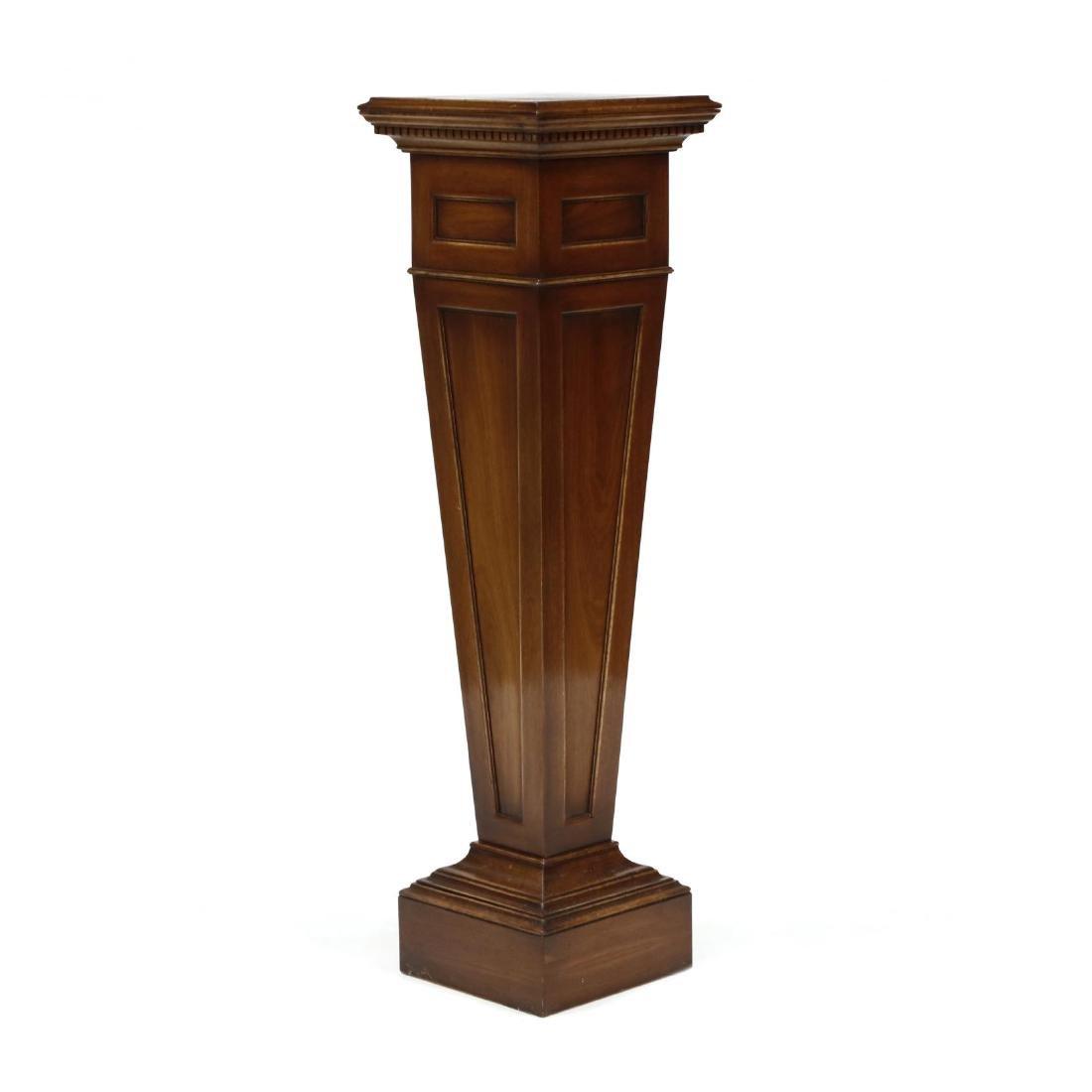 Georgian Style Mahogany Pedestal - 3