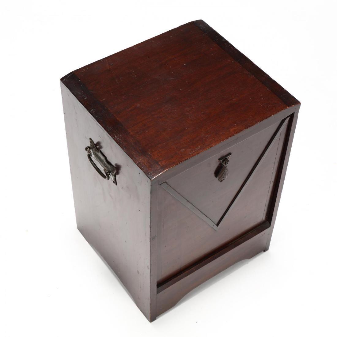 English Art Deco Coal Scuttle - 2