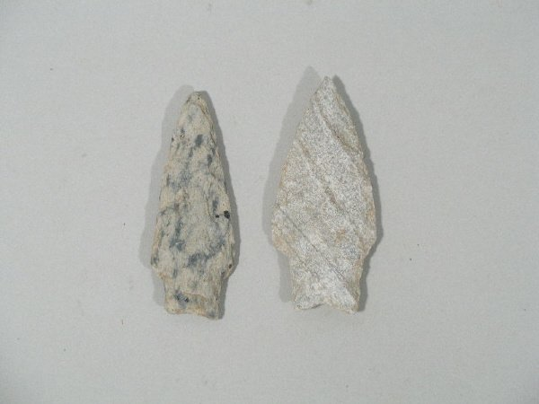 15: Pair of Holmes Projectile Points,