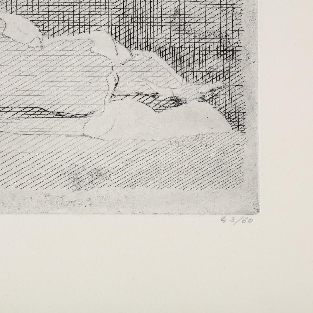 Two 20th-Century Figural Works - Jacques Villon and - 3