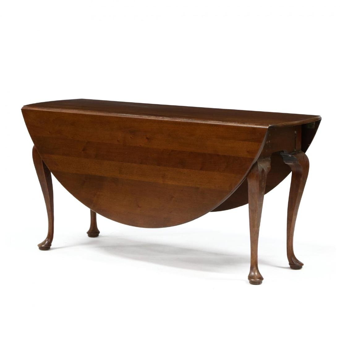 Century Furniture Co., Queen Anne Style Drop Leaf
