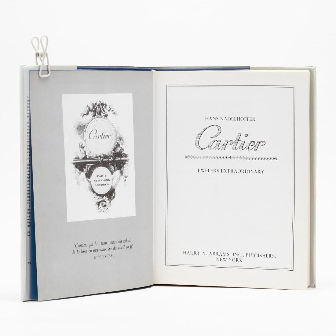 Two Books Pertaining to Cartier Jewelry - 4