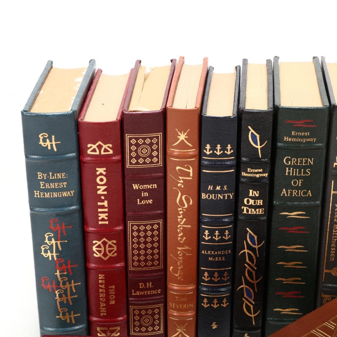 Easton Press (13) Leatherbound Novels - 2