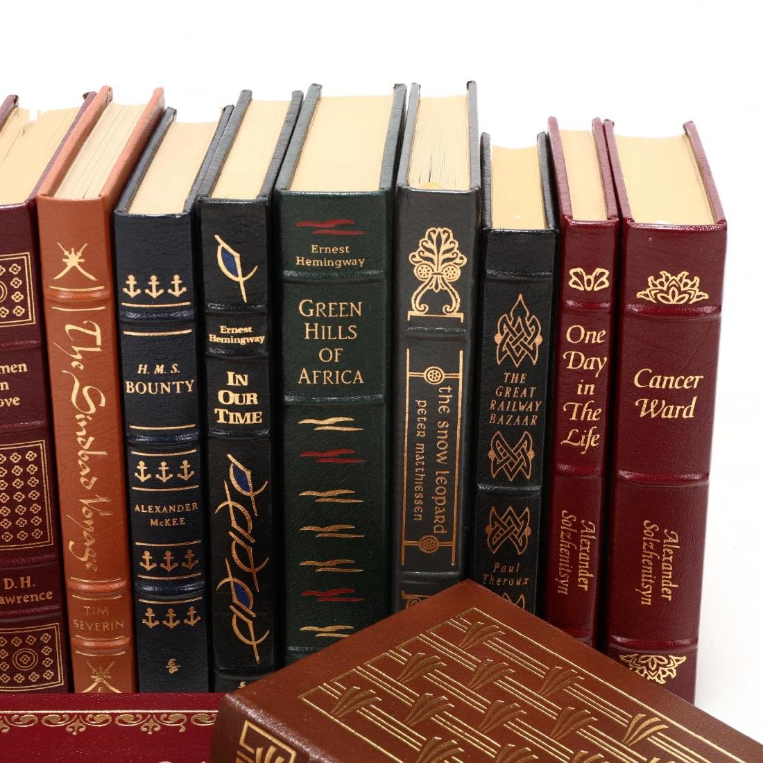 Easton Press (13) Leatherbound Novels - 3