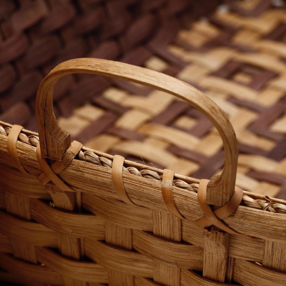 Three Native American Baskets - 5
