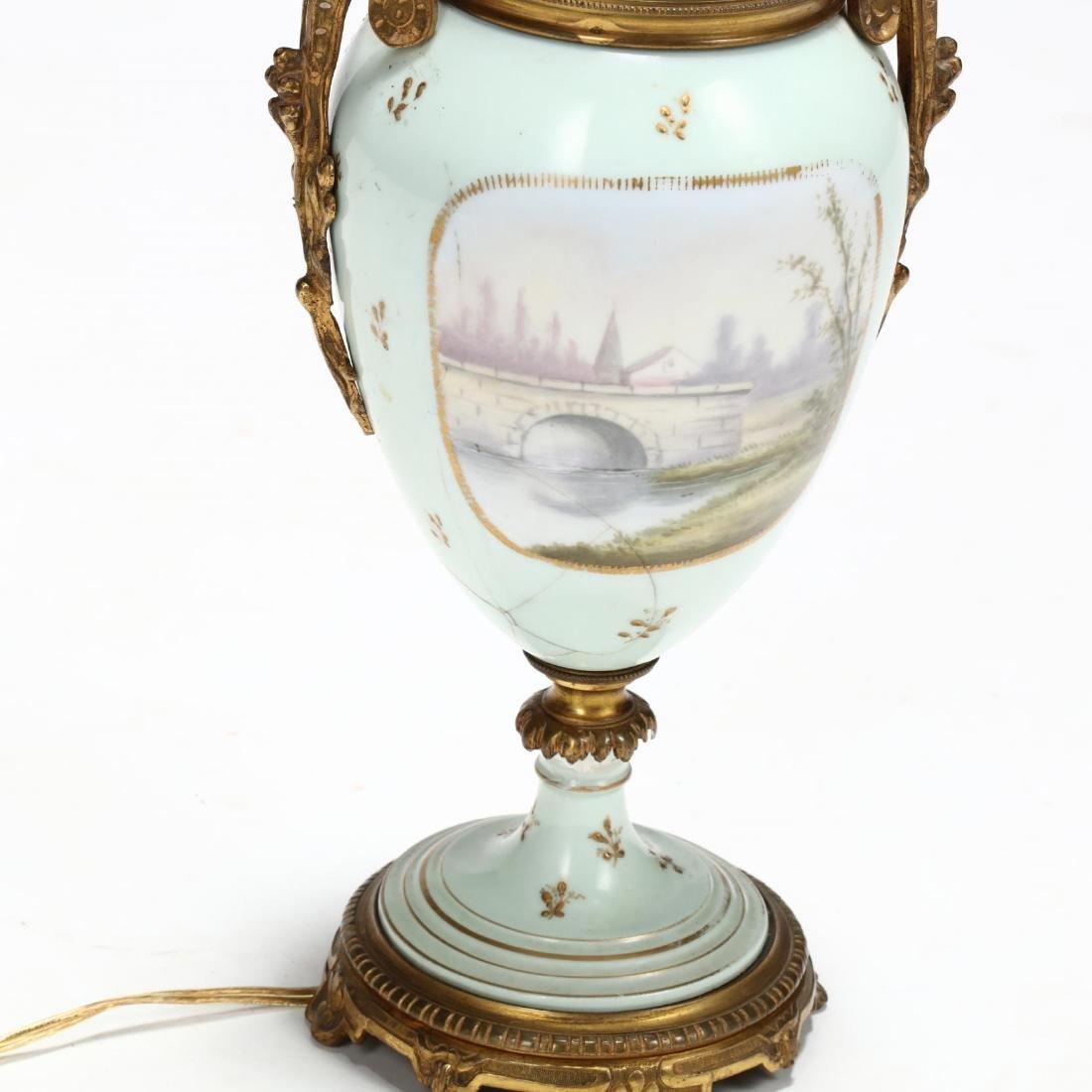 Porcelain Table Lamp - 4