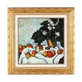 after Paul Cézanne (French, 1839-1906), Still Life